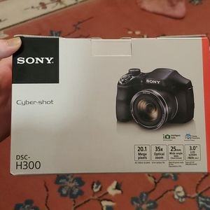 Sony Other - Sony cyber shot DSC- H300